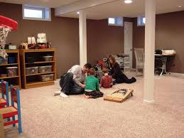 Basement Refinishing Ideas  Ksknus - Finished basement kids