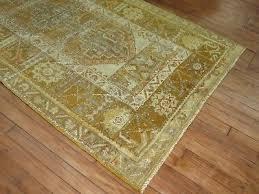 vintage turkish oushak ushak shabby chic rug runner size