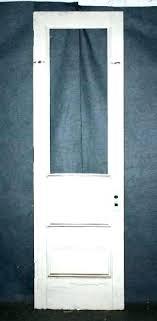 24 inch pantry door half glass pantry door x inch frosted 24 rustic pantry door