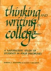 open access books on the wac clearinghouse  thinking and writing