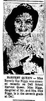 Dell Harvest Queen 1965 - Newspapers.com