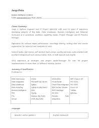 Datastage Resume Sample Developer Resume Sample Resumes Datastage
