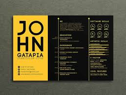 13 Photoshop Illustrator Indesign Resume Templates To Download