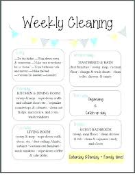 Weekly Household Cleaning Schedule Staffing Calendar Template Employee Work Schedule Templates Cleaning
