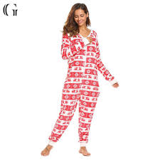 Adult Onesie Pattern Inspiration Plus Size Adult Christmas Romper Onesie Pajamas Buy Onesie Pajamas