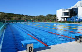 Olympic size swimming pool Therma ECO Village