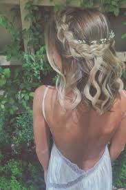 23 Coiffure Mariage Cheveux Mi Longs 2019