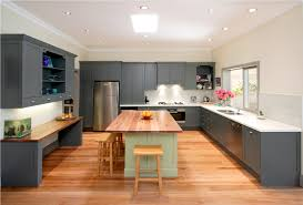 Gray Painted Kitchen Cabinets White And Gray Painted Kitchen Cabinets Perfect Gray Painted