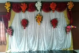 simple flower decor for ganesh chaturthi birthday basic flower