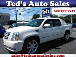 Used Cadillac Escalade EXT For Sale in Massachusetts - Carsforsale.com®