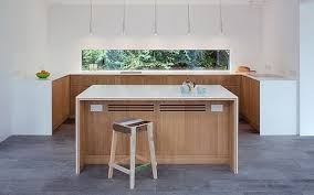 Square Kitchen Designs