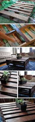 Pallet Coffee Table Etsy