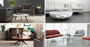 furniture ideas round coffee tables in glass wood marble and metal