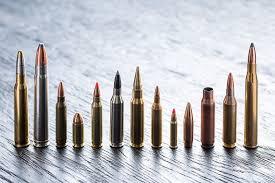 Basic Bullet Sizes Calibers And Types Explained
