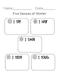 Five Senses Worksheets Youtube 5 Printable For Preschoolers ...