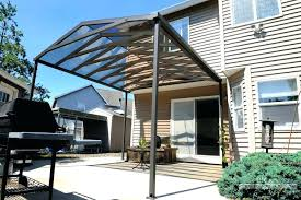free standing aluminum patio covers. Idea Aluminum Patio Covers Kits Or Full Image For Awning Posts . Free Standing