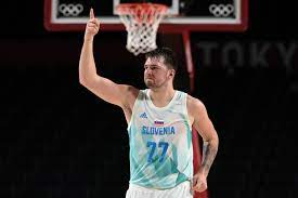 Luka Doncic and Slovenia face France