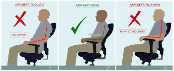 good posture office chair guest desk decorating ideas