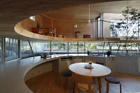 House Tour Inside The Pit House Designed By Japanese Firm UID - Iron man house interior