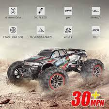 Hosim Large Size <b>1:10</b> Scale <b>High Speed</b> 30MPH 4WD 2.4Ghz ...