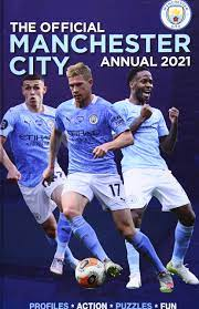The Official Manchester City Annual 2021 : Clayton, David: Amazon.de: Bücher