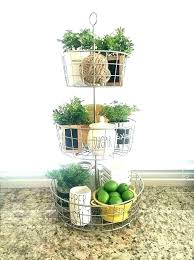 kitchen fruit basket three tiered fruit stand kitchen fruit basket fruit bowl stand three tier stand