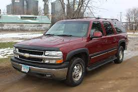 2001 Chevrolet Suburban 1500 Lt 4x4 One Owner 435 Mn Auto Auctions No Reserve Sale K Bid