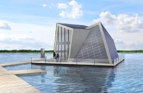 Floating Home Manufacturers Floating Houses Inhabitat Green Design Innovation