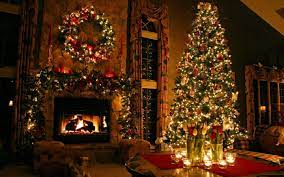 Christmas Room Wallpapers - Top Free ...