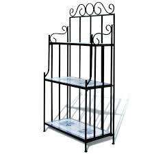 garden rack. Metal Plant Shelf 3 Stands New Stand Pot Rack Garden Tier Shop
