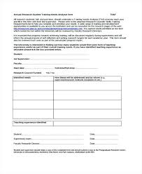 Training Needs Analysis Template Assessment Form – Pocketapps