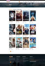 Wordpress Movie Theme Amymovie Movie And Cinema Wordpress Theme