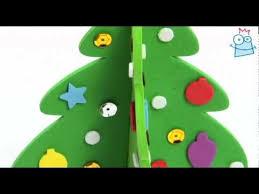 Fun Christmas Craft Idea Using Homemade Foam PaintFoam Christmas Tree Crafts