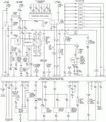 Ford ranger wiring diagram explorer spark plug fuel 92 1992 pump 3 0 950