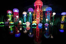 China Lights Dates Luminosa Chinese Lantern Festival In Miami
