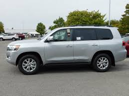 2017 New Toyota Land Cruiser 4WD at Fayetteville Autopark, IID ...