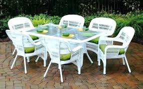 white outdoor dining table white outdoor dining settings image of white patio dining sets white wicker