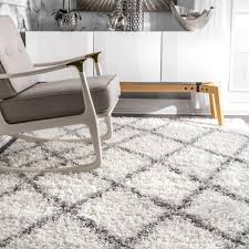 inspiring moroccan trellis rug on clay alder home colville white grey easy area