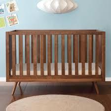 mid century modern baby furniture. mid century modern slat crib from poshtots baby furniture r