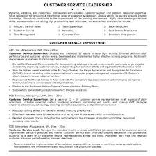 Customer Service Resume Examples 2015 Sample Resume For Customer
