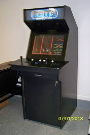 Arcade Cabinet Dimensions Arcadecab Mame And Arcade News Page