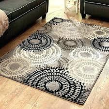 primitive area rugs medium size of washable round