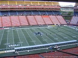 Aloha Stadium Brown M Rateyourseats Com