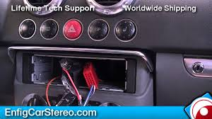 radio installation dash kit audi tt 1999 2006 radio installation dash kit audi tt 1999 2006