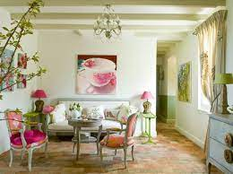 home decorating spring decorations for