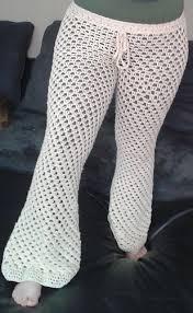Crochet Pants Pattern