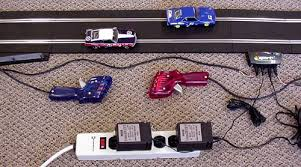 track power basics slot cars slot car track sets digital slot track power system