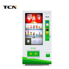 Digital Vending Machine Magnificent China Digital Touch Screen Vending Machine With Refrigerators