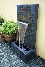 wall mounted water fountain indoor 636 best landscaping fountains and water bubblers images on