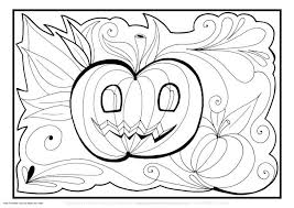 Free Printable Halloween Coloring Pages Pdf And Activities Colouring
